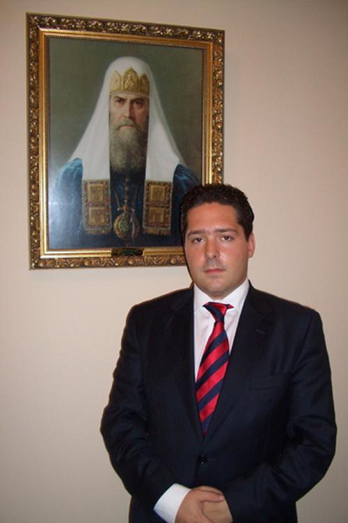 Династическая присяга цесаревича георгия в иерусалиме