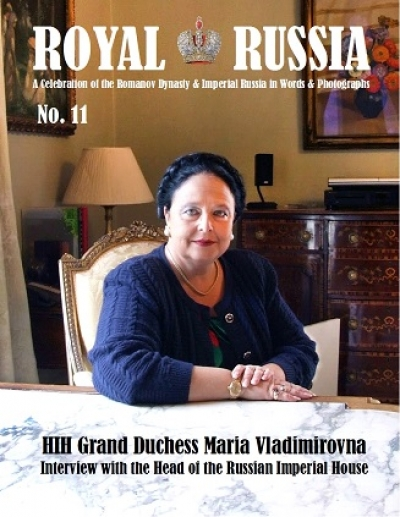 An Interview of the Head of the Russian Imperial House with Paul Gilbert, Editor of the journal and website Royal Russia