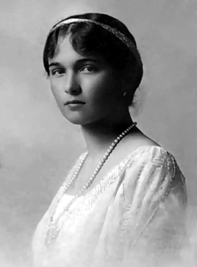 3/16 November 2020 – The 125th Anniversary of the Birth of the Holy Royal Passion-Bearer Grand Duchess Olga Nikolaevna