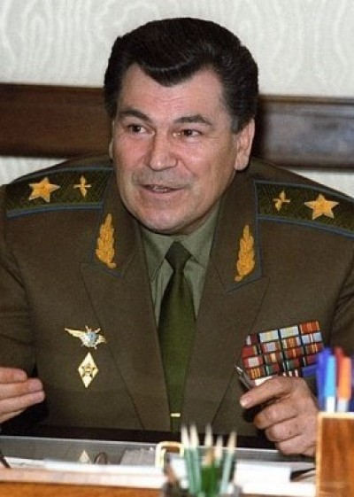 2020-12-08 MEMORY ETERNAL: Marshal Evgenii Ivanovich Shaposhnikov