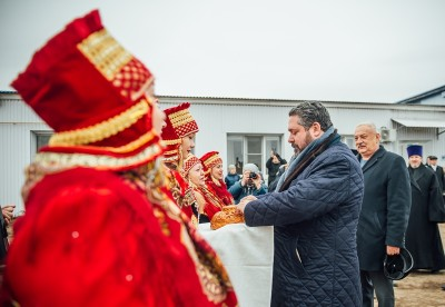 H.I.H. the Grand Duke George of Russia travels to the Ryazan Region on a working visit, November 15-19, 2018