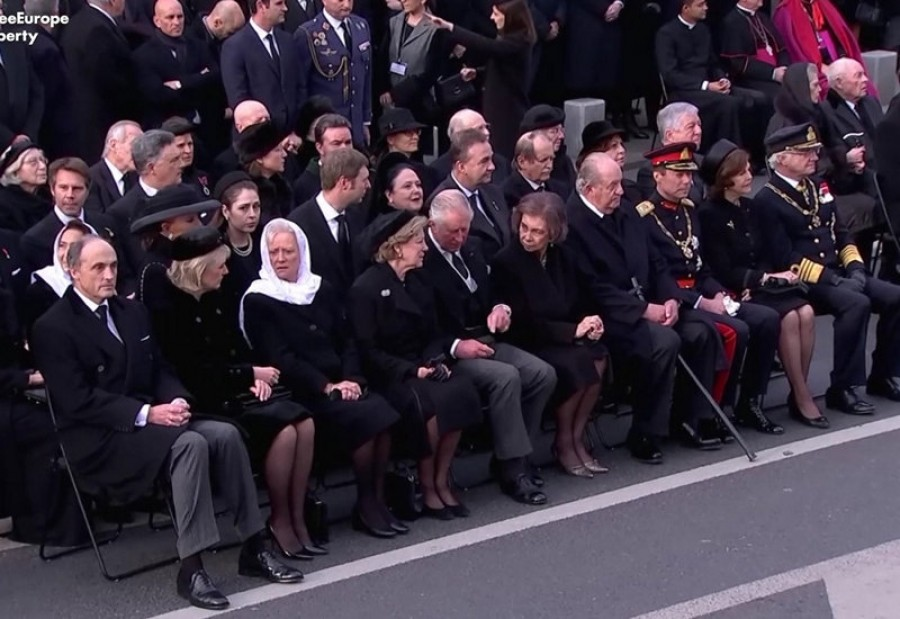 Russian Imperial House - Romania Pays Its Final Respects to